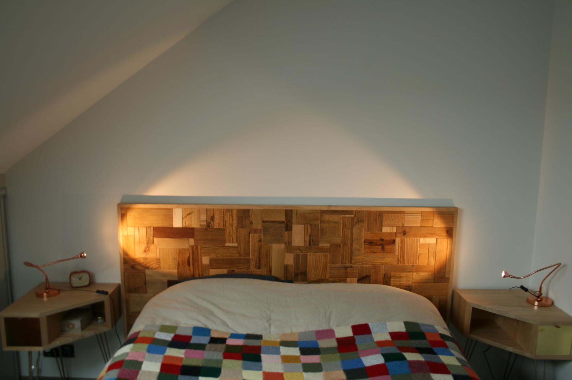 benjamin christophel t te de lit patchwork la manufacture des asteles. Black Bedroom Furniture Sets. Home Design Ideas